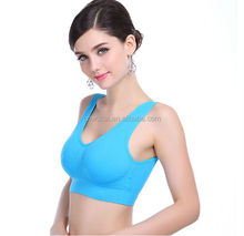(PINK)AHH BRA,TV products,Sport Vests,underwear, Explosion models in Europe and America free Shipping by DHL UPS