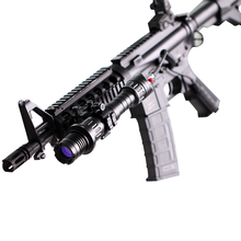 hunting equipment M16 easy adjusted shooting green laser sight