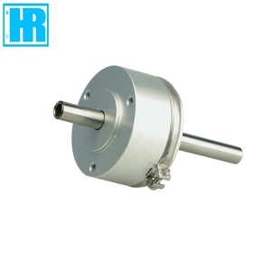 Dual concentric shaft rotary potentiometer WDD35D4K