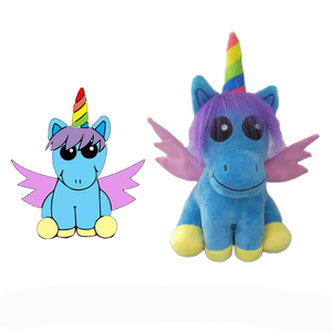New Style Plush Dragon Stuffed Unicorn Plush Toy Plush Toys Unicorn