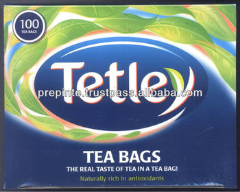 Tetley Black Tea Bags