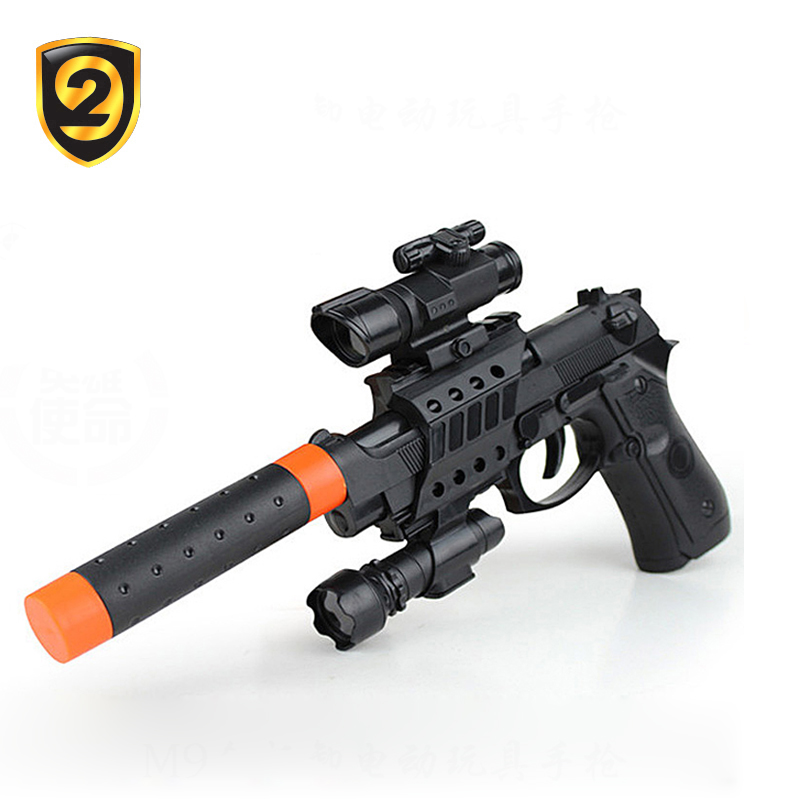 Electric safe toy kids plastic toy <strong>gun</strong>