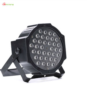 Professional Bar stage DMX 36 pcs LED Flat par Lights