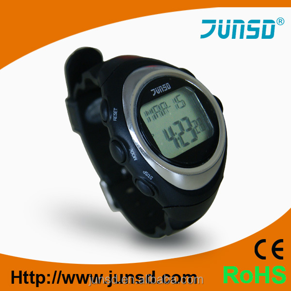 JUNSD Heart Rate Monitor Watch - Best for Men & Women - Running, Jogging, Walking, Gym Exercise, Iron Man, Cycling, Sports