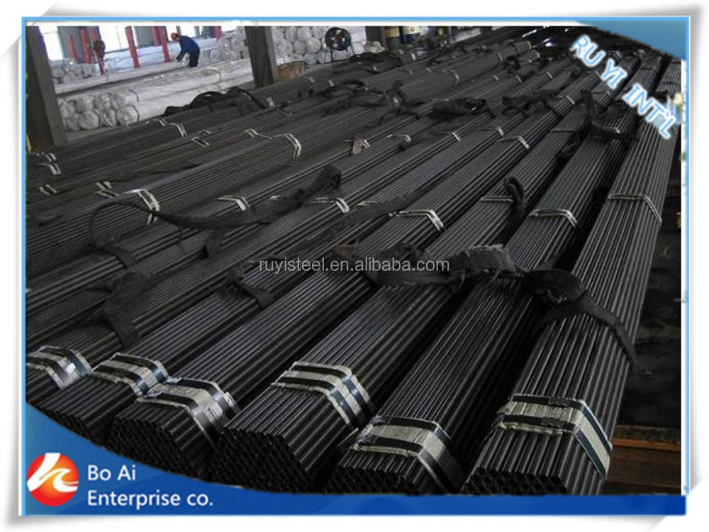 High Quality Best Price China Supplier with 15 years experience ERW Steel Pipe