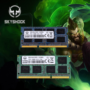 Hot selling bulk packing memory ram 4gb ddr3 notebook