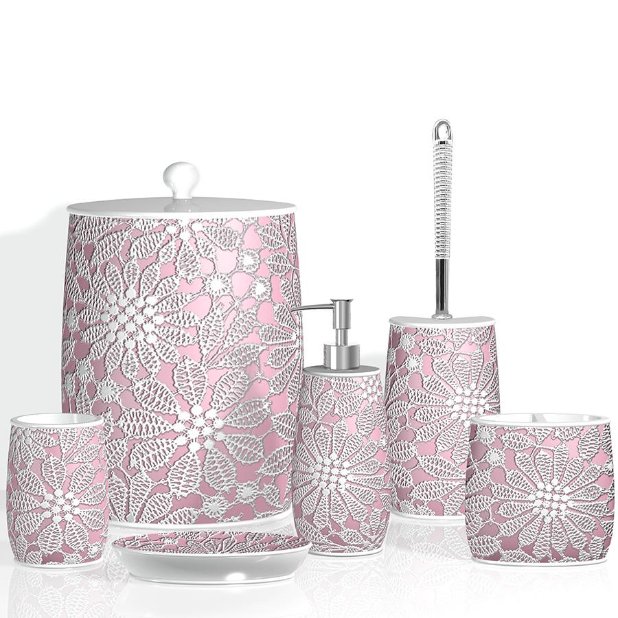 China Pink Bathroom Decor, China Pink Bathroom Decor Manufacturers ...