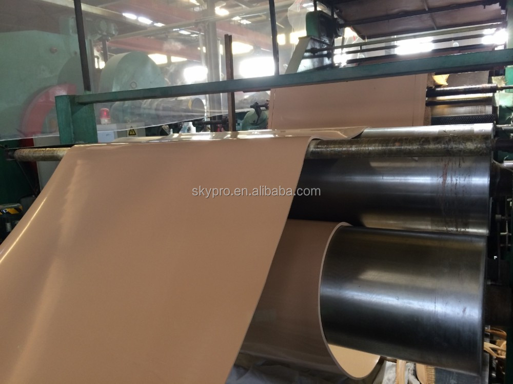 Professional Manufactory NR Natural Gum Rubber Rolls Landscape Rubber Sheet