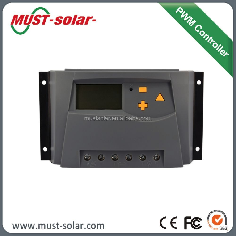 Must-solar PC1500A 80A PWM solar charge controller Most parameter displayed explicity series system