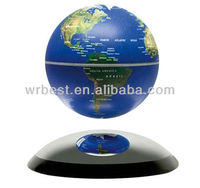 Magic Floating and Rotating World Globe Crafts /Gift items W8004