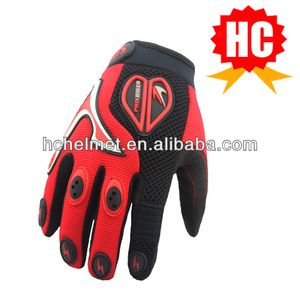 HC 2013 custom finger cycling gloves