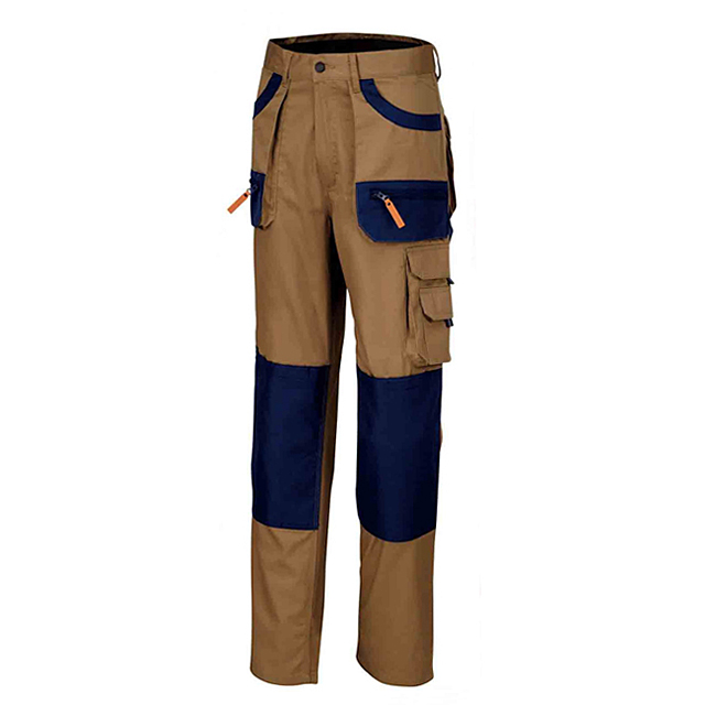 Spring/Summer New Big Pockets Cargo Pants Wholesale Superior Custom Men's Work Trousers Outdoor Wearing Work Pants