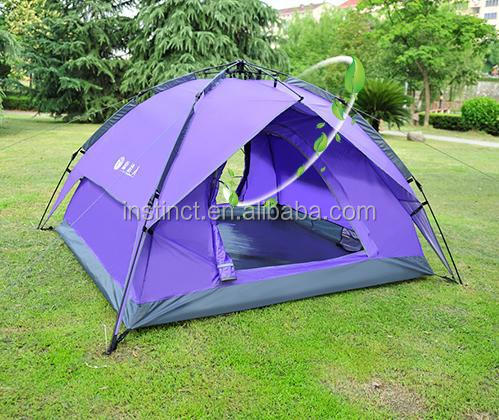 New Style Portable Automatic Umbrella Type Camping Tent Top Level Design Outdoor Camp