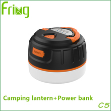 New arrival with eco-friendly plastic & sillcon rubber coating finished mini camping led light for tent