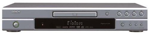 Denon DVD-1930CI DVD Audio-Video / Super Audio CD Player HDMI Manual & Remote