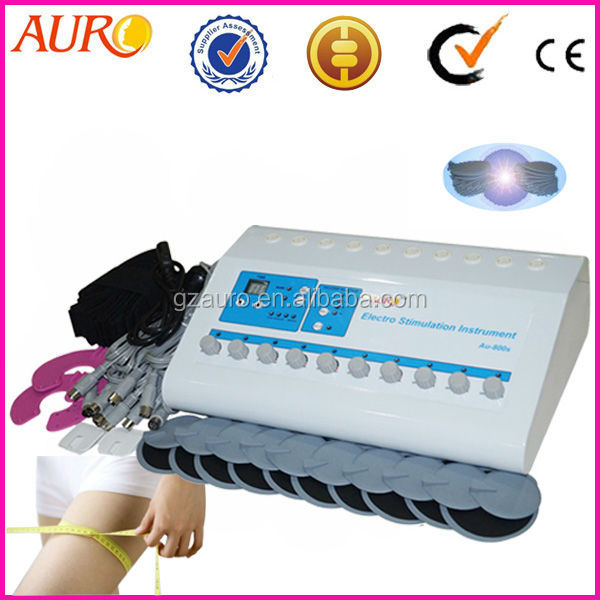 Au-800S health care products ems electrotherapy estetica equipment