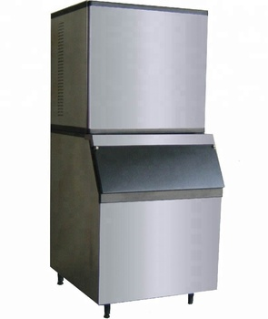 commercial  high efficient stainless steel ice maker machine for sale