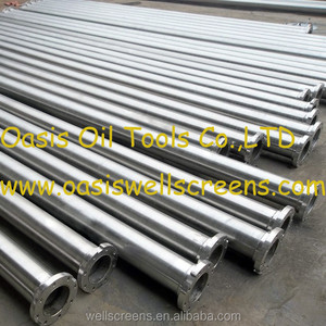 Stainless Steel 304L Water Well Riser Pipe for Submersible Pump