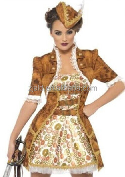 Women S Pirate Steampunk Costumes Buy Steampunk Costumes