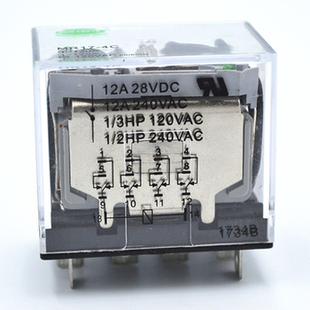 Two Way Relay Switch 100 Amp Relay Mg Ly4nd2 24 Volt Dc Relay Buy