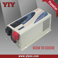 YIY 3000W 110v dc to ac power 12vdc to 120vac inverter