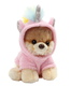 Cutest Dog Boo Itty Bitty Boo Unicorn Stuffed Animal Plush, 5""