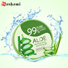 Private label moisturizing soothing skin care 100% pure aloe vera gel