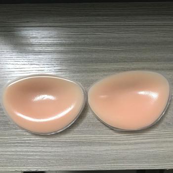 777be6885b44e Soft Silicone Breast Enhancer Push Up Gel Chicken Fillet Bra