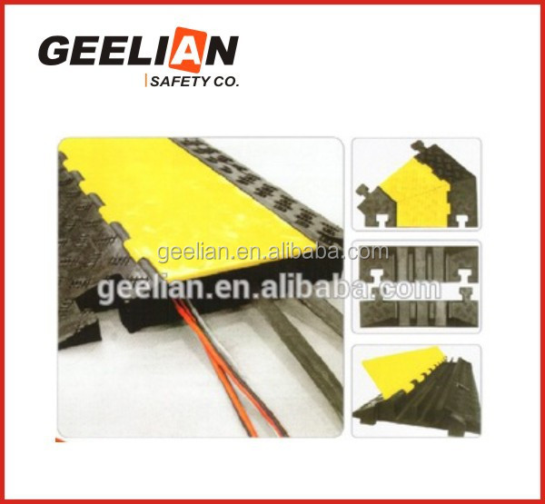 3channel bulack yellow speed humpC
