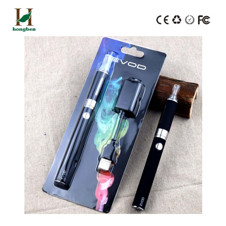 china wholesale e cigarette New evod vaporizer pen wax/dry herb evod electronic cigarette with high quality and best price