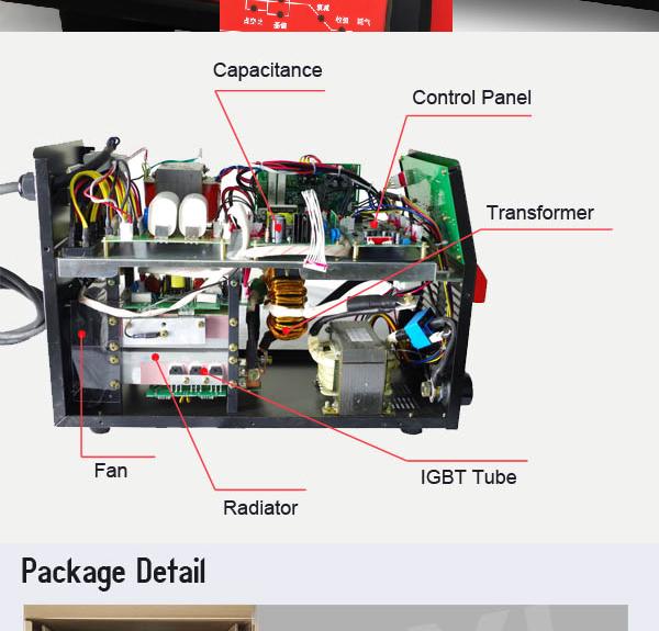 Tig/mma Welder Welding Machine Spare Parts