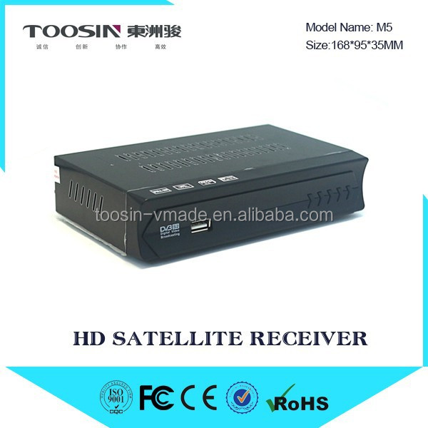 TOOSIN/OEM DVB-S2 dream box 800 hd satellite tv receiver