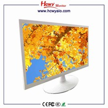 High brightness white lcd monitor 21 Inch TFT LCD Monitor with PC 21.5 Inch HD-MI LCD Monitor