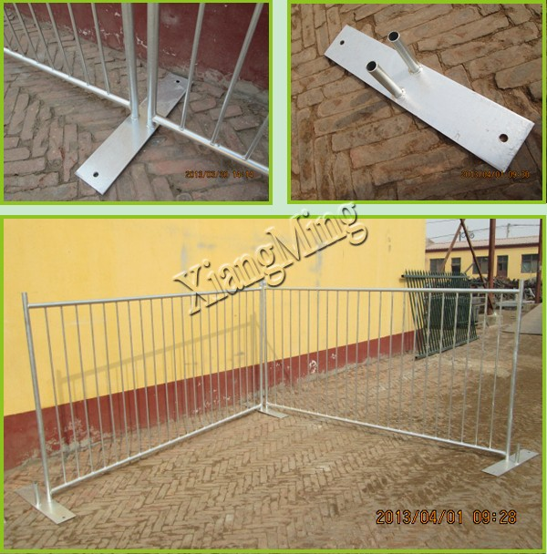 Acero galvanizado piscina de esgrima piscina valla de seguridad para ni os buy product on - Piscinas de acero galvanizado ...
