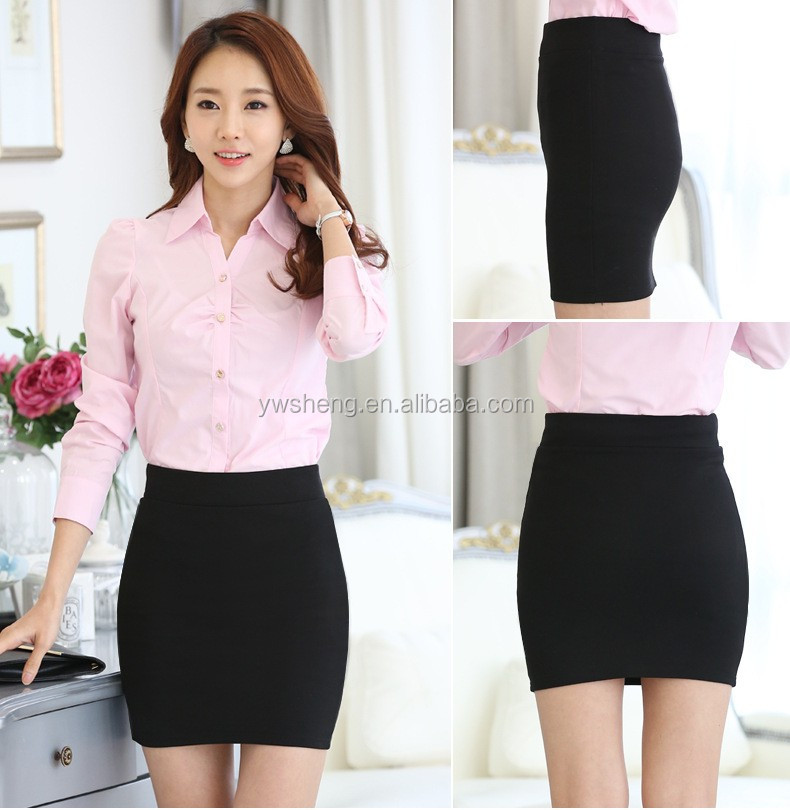 efa2f62717 Fashion Ladies Office Wear Skirts
