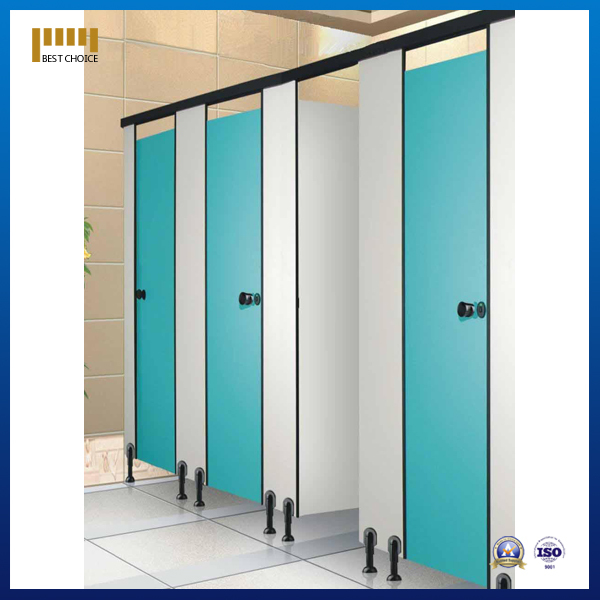 Formica solid phenolic toilet partitions used bathroom for Bathroom partitions