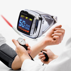 Wholesale elderly care products low level laser watch Medical Equipment for Hypertension