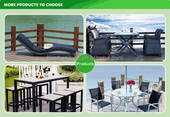 8pcs alum frame rattan sofa set low price sofa set garden outdoor furniture