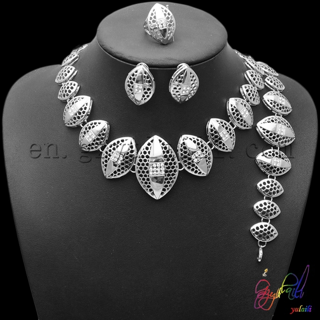 Brand Name Guangzhou Fashion Jewellery Korean Gold Jewellery Classic Design African gl Jewelry Sets