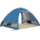 3 Persons Quick Set Up Beach Camping Pop Up Tent With UV Protection