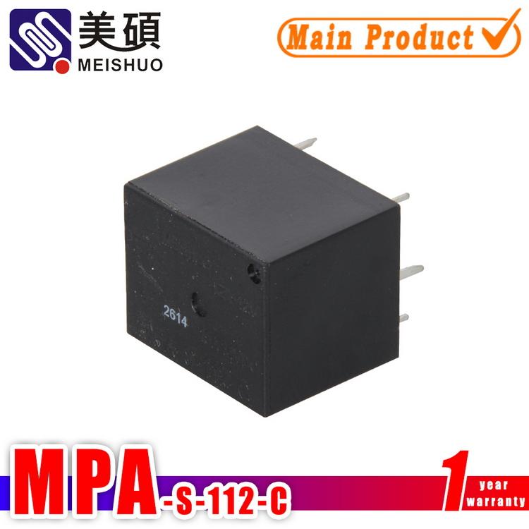 Meishuo Mpa - S - 112 - C 0.8w 5pin 15a Waterproof Mini Power ...