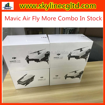DJI New Drone Mavic Air Fly More Combo 32 MP Sphere Panoramas 4K 100 Mbps Video 3-Directional Environment Sensing Dron In Stock