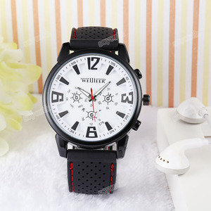 for sale weijieer silicone band ultra slim watches wholesale alibaba blade watches