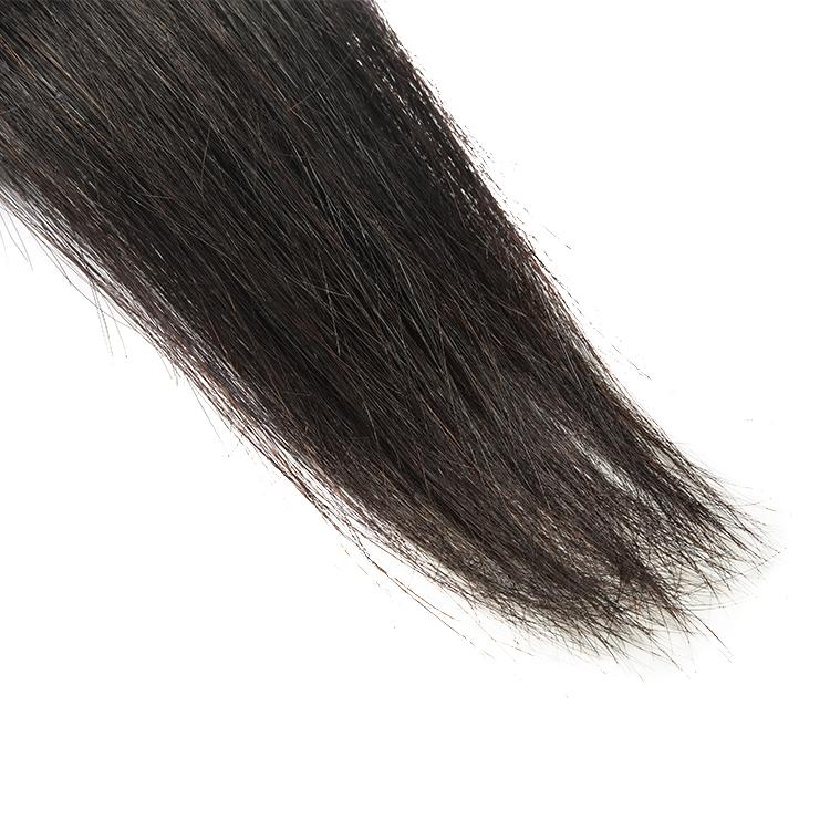 groothandel charmante charmante charmante 16 inch rechte maagdelijke braziliaanse haar