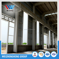 High quality industrial metal building