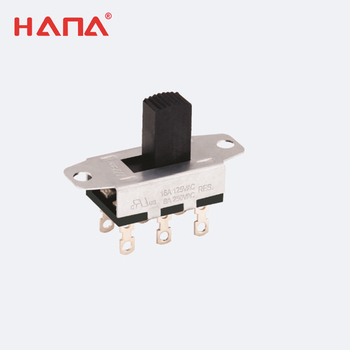 HANA electrical slide switch with UL RoHS TUV CQC safety approval