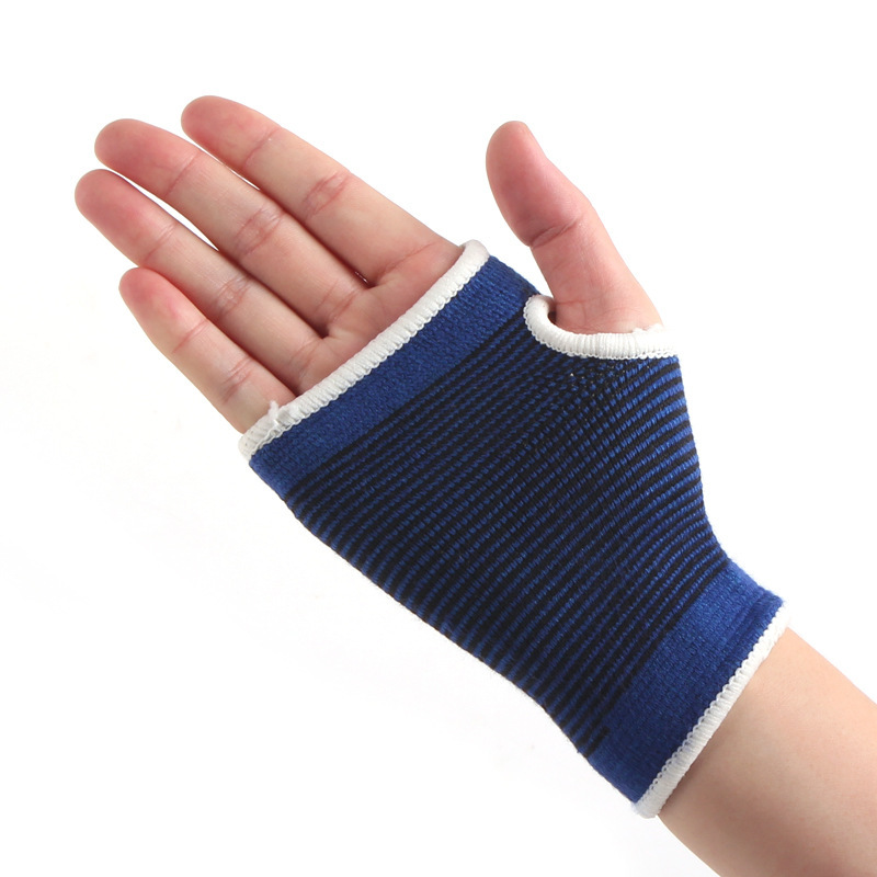 1 Pair Carpal Tunnel Elastic Wrist Brace Wrap Bandage ...
