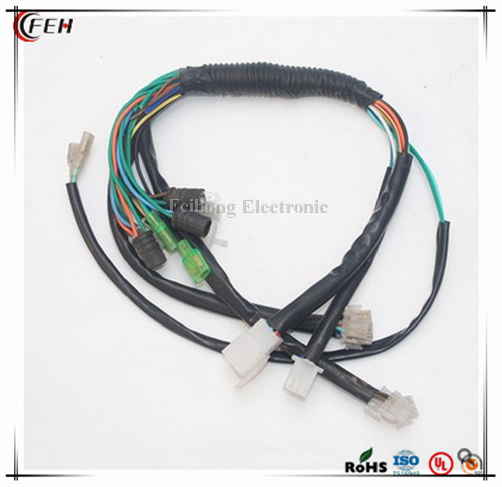 China Yamaha Molex Connector Wiring Harness For Motorcycles Manufacturers And Suppliers On