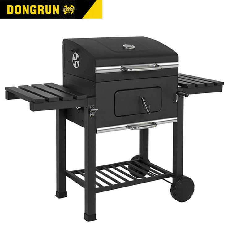 Barbecue Charcoal Grill Smoker