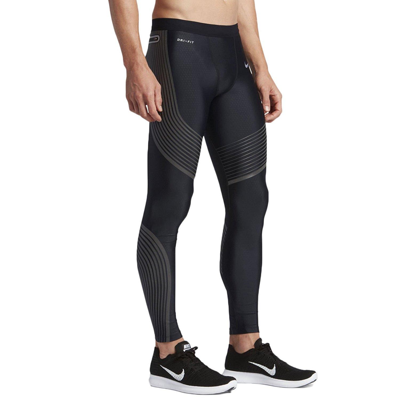 Subir y bajar Nuestra compañía pulgar  Buy Nike Power Speed Flash Mens Running Tights in Cheap Price on Alibaba.com